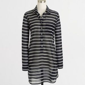J. Crew Factory two-pocket tunic